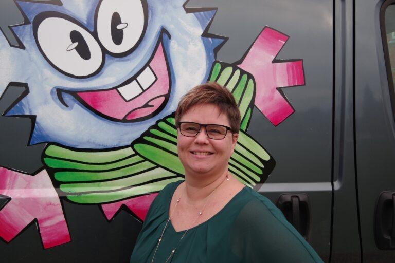 Tinna Ploug Moeller ansat hos Koelemanden.
