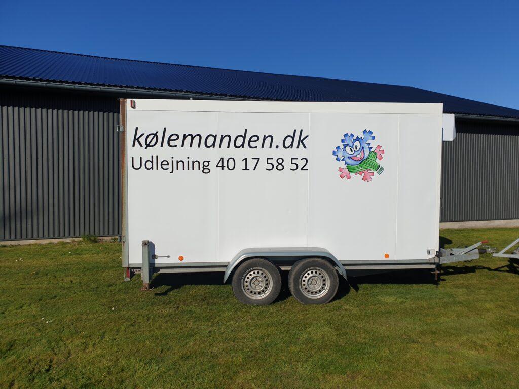Koeletrailere - store model - hos Koelemanden