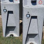 To af Koelemandens mobile haandvaske klar til udlejning.